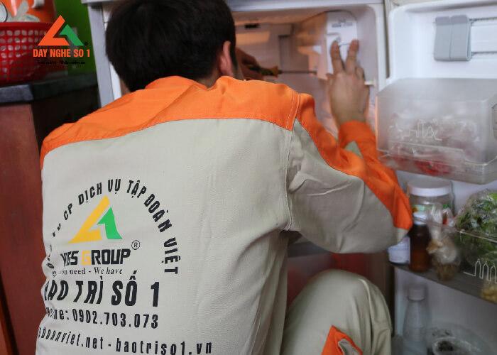 Đào tạo sửa chữa tủ lạnh