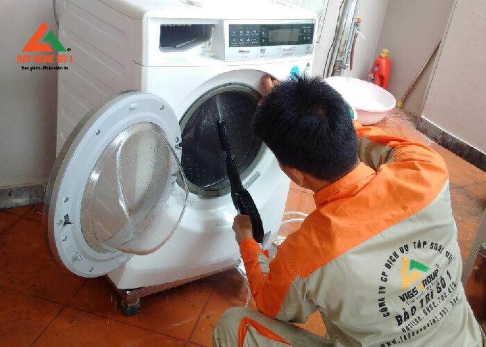 Đào tạo sửa chữa máy giặt