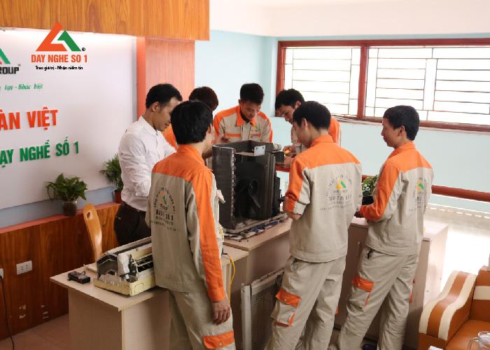 Chinh phuc kho tàng kiến thức của nghề điện lạnh