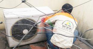 Học điện lạnh tại Hà Nội