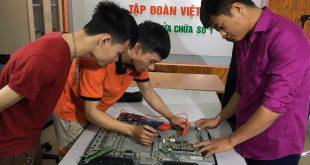 Học sửa chữa thực hành mạch điện tử