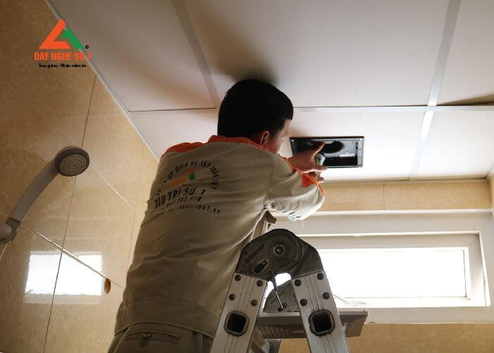Học sửa chữa điện dân dụng có tương lai không