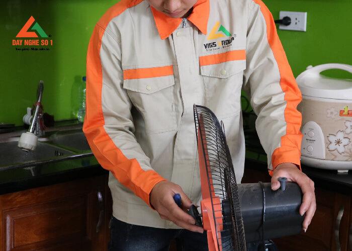 Học nghề điện dân dụng ra làm gì