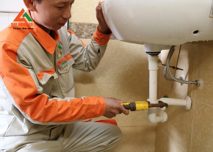Khóa học thực hành nghề thiết kế điện nước tại Trung tâm dạy nghề số 1